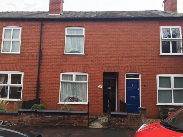2 Bedrooms Terraced House for sale in Ellison Street, Stockton Heath, Warrington
